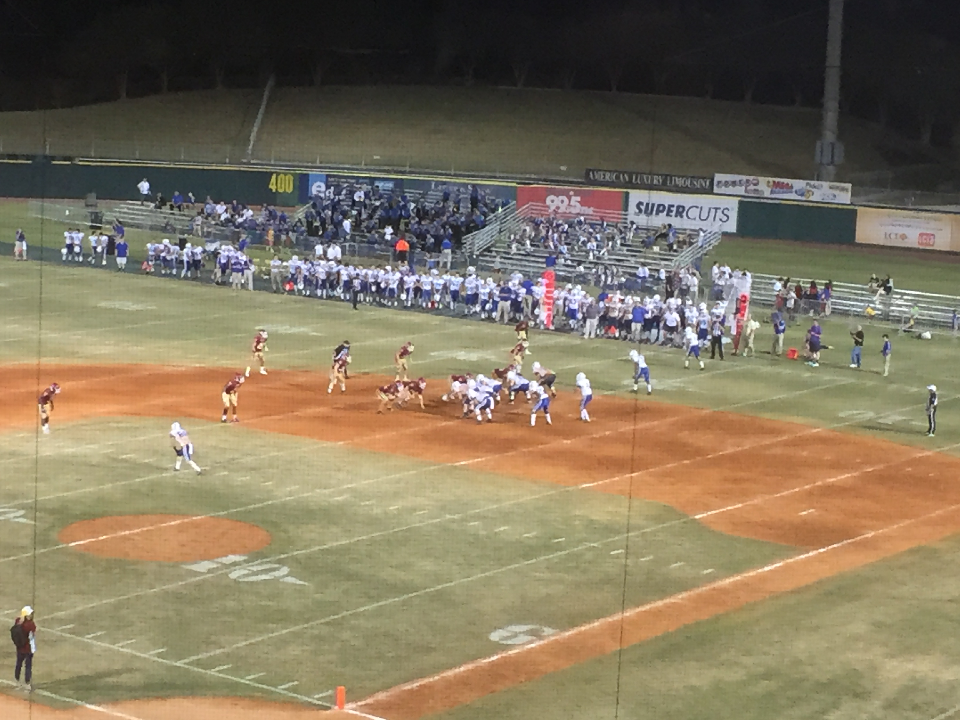 Brother Martin defeated Jesuit, 28-10, in this week's Online Game of the Week