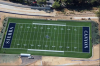 An Aerial Photo of the new Sierra Canyon Football Field