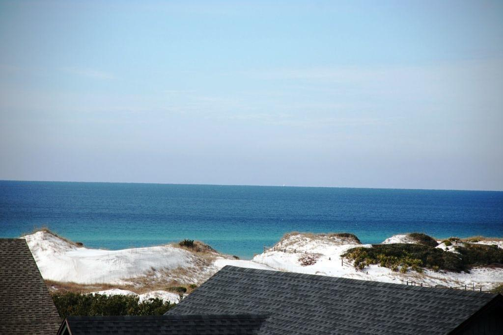 Amazing gulf views from home