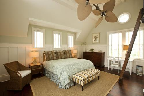 Carriage house king bedroom