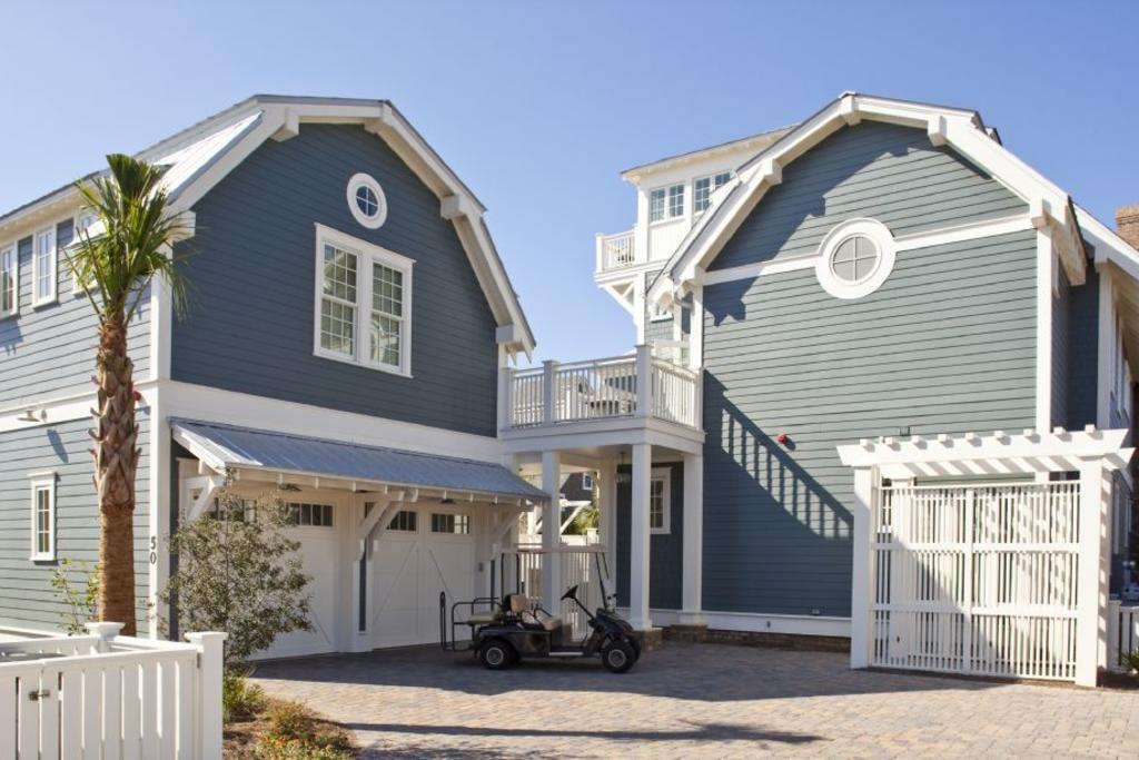 A Little Overboard Watersound Beach Vacation Rental Fl