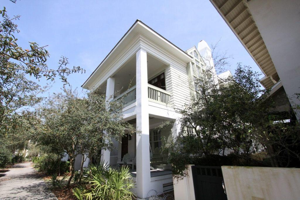 Benoit cottage south side of rosemary beach