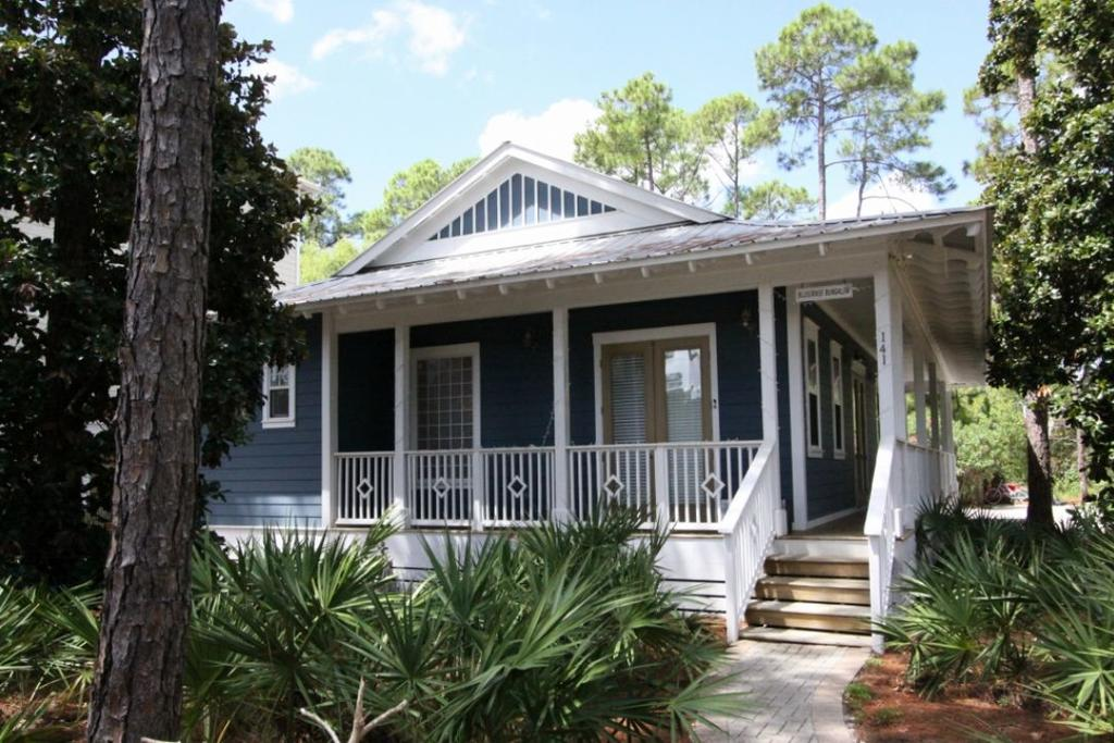 Bluegrass bungalow in seagrove beach