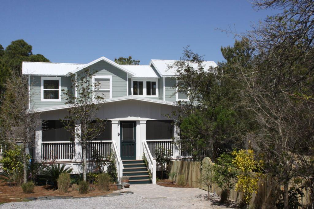 Equilibrium right next to seaside in seagrove