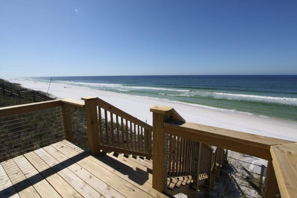 Yellow House Seagrove Beach Beach Vacation Rental Fl