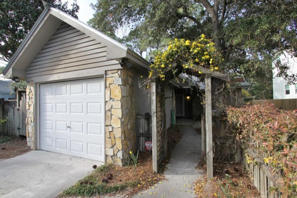 Reel relaxing pet friendly cottage in seagrove