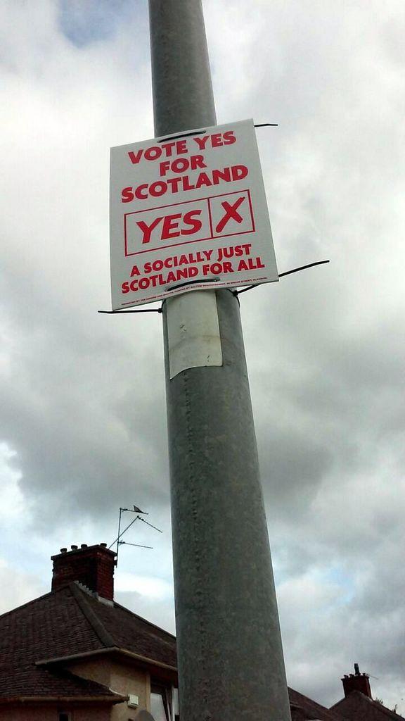 A Socially Just Scotland