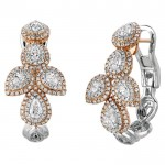 Martin Flyer Entice Collection Hoop Earring H04940