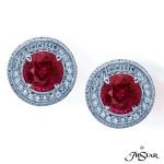 JB Star/Jewels By Star Precious Color Earrings