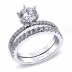 Coast Diamond Engagement Ring - LC5244