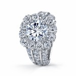 Coast Diamond Engagement Ring - LS10143