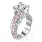 Claude Thibaudeau La Royale Platinum Ring MODPLT-10051-MPR