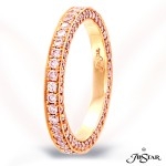 JB Star/Jewels By Star Fancy Color Diamond Eternity Band