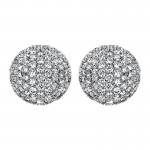 Sasha Primak Sphere Collection Diamond Earrings