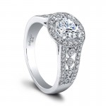 Jeff Cooper Halle Engagement Ring