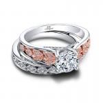 Jeff Cooper Larissa Rose Engagement Ring