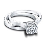 Jeff Cooper Elisabeth--Ember Engagement Ring