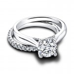 Jeff Cooper Greta--Tate E Engagement Ring