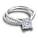 Jeff Cooper Therese Engagement Ring