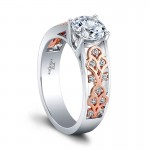 Jeff Cooper Alessia Engagement Ring
