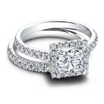 Jeff Cooper Tate Princess Engagement Ring