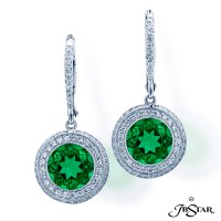 JB Star/Jewels By Star Precious Color Earrings