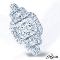 JB Star/Jewels By Star 3-Stone and Classic Diamond