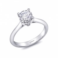 Coast Diamond Engagement Ring - LC5237
