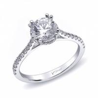 Coast Diamond Engagement Ring - LC5470