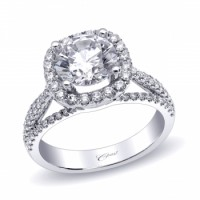 Coast Diamond Engagement Ring - LC10026
