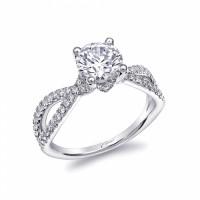 Coast Diamond Semi-Mount Ring LC10122 LC10122