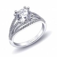 Coast Diamond Engagement Ring - LC10126