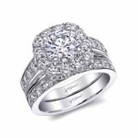 Coast Diamond Ring LS10135 | Band WS10135
