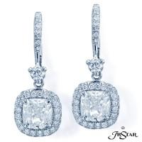 JB Star/Jewels By Star Diamond Earrings