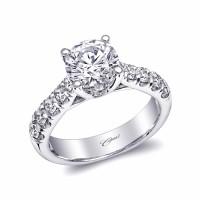 Coast Diamond Engagement Ring - LZ5007H-1