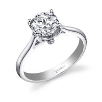 Coast Diamond Solitaire Ring LZ0107-1 LZ0107-1