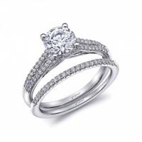 Coast Diamond Semi-Mount Ring LC10209