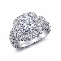 Coast Diamond Engagement Ring - LS10139