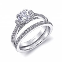 Coast Diamond Ring LC10247 | Band WC10247