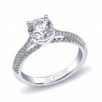 Coast Diamond Engagement Ring - LC6015A