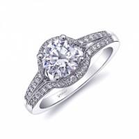 Coast Diamond Engagement Ring - LC10266