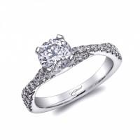 Coast Diamond Semi-Mount Ring LC10291 LC10291