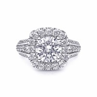 Coast Diamond Engagement Ring - LC10072-200 LC10072-200