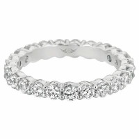 Martin Flyer FlyerFit® Eternity Wedding Band 5139FSWBQ-C-SZ6.5