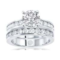 Imagine Bridal Engagement Ring 67211D-1/2