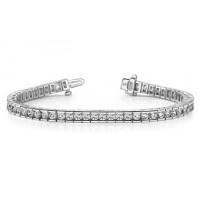 2.46 Carat Diamond Bracelet