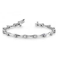 1.03 Carat Diamond Bracelet