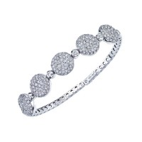 DA Gold Diamond Bracelet B9535/W