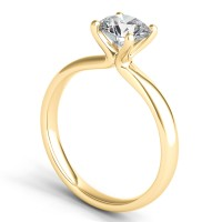Sasha Primak Embrace Solitaire Engagement Ring