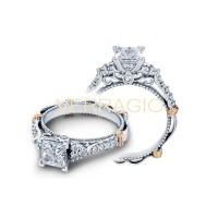 Verragio Parisian Collection Engagement Ring D-127P-GOLD